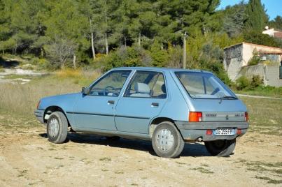 1983 Peugeot 205 GR