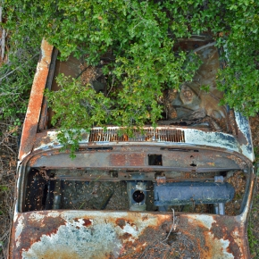 Rust in peace: Opel Kadett B Coupe
